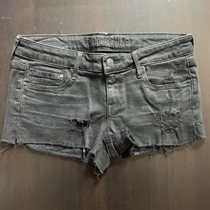 Paradise Mine Denim Shorts